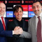 Conferenza Stampa Milan Presentazione Stagione 2017/18