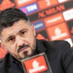 """LIVE Gattuso: """"Il Milan è 5 anni che non ha un bomber da doppia cifra"""""""