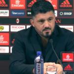 """LIVE Gattuso: """"A Roma ci sarà da soffrire parecchio, ripartiamo dai 70′ positivi"""""""