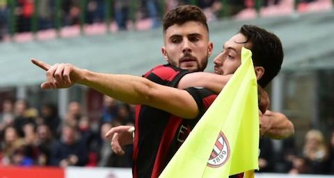 Sportmediaset.it_Calhanoglu_Cutrone