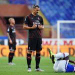 Le pagelle di Sampdoria – Milan 1-4: Tutti ai piedi di Ibra!