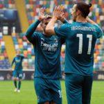 Le pagelle di Udinese-Milan 1-2: Sua maestà Ibra la decide