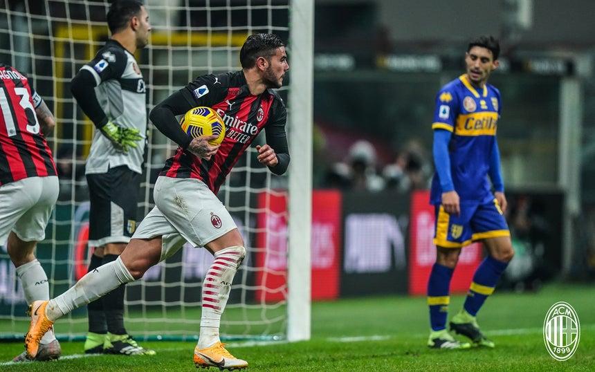 ACM_Milan_Parma_Theo_Hernandez