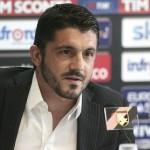 """Gattuso: """"Ancelotti? Lo riprenderei al volo"""""""