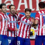 Liga: l'Atletico Madrid cade a Pamplona. Il Real in testa da solo