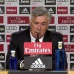 """Ancelotti sul futuro: """"Rimarrò a Madrid. Milan fuori dall'Europa? Dispiace"""""""