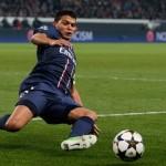 Thiago Silva pensa al Barcellona: via dal Psg per colpa di Ibrahimovic