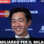 """CLAMOROSO – Taechaubol conferma: """"Un miliardo per il Milan"""""""