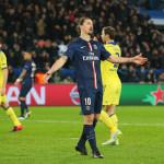 Stasera Ibrahimovic giocherà con il PSG, poi sarà addio!
