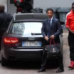 Ecco le prime foto di Balotelli in compagnia della stampa