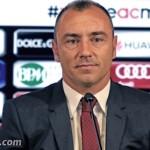 Milan: Brocchi ha deciso di lasciare la panchina