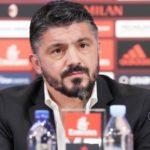 """Live Gattuso: """"Dobbiamo diventare squadra"""""""