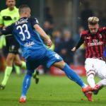 Le pagelle di Milan-Empoli 3-0: E' un Milan che convince!