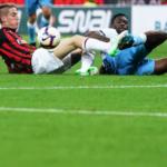 Le pagelle di Milan-Lazio 0-1: Ennesimo scempio! Ora basta!!!