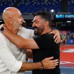 Le pagelle di Napoli-Milan 2-2: Giusto pareggio